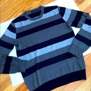 DYNY Striped Sweater, Medium